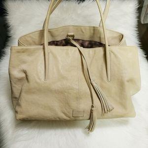 Stuart Weitzman Tassel Tie Bag
